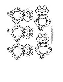 monkey templates coloring pages flannel boards nursery