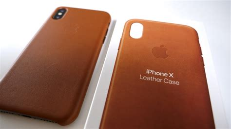 iphone  official leather case youtube