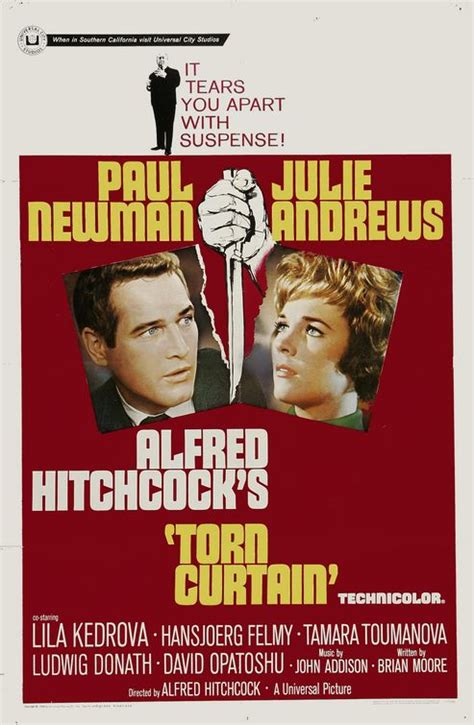 torn curtain trailer torn curtain 1966 poster 1 trailer addict