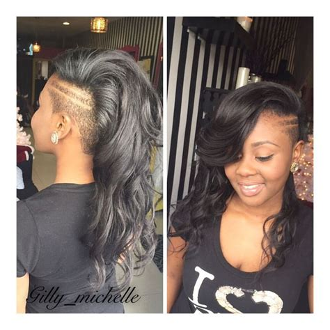 shaved sides long top extensions 25 best ideas about long hair mohawk on pinterest faux