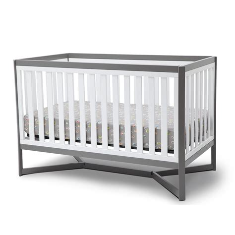 Danielle Jonas White Crib Famous Baby Products Tribeca Convertible Crib