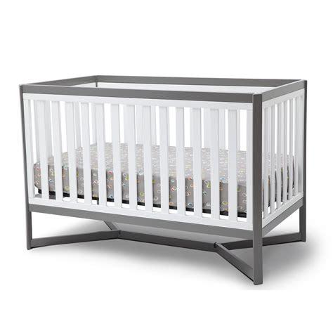 Tribeca Convertible Crib Danielle Jonas White Crib Baby Products