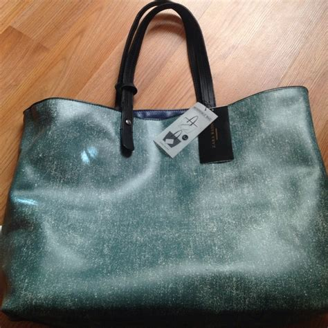 New Zara Tote 66 zara handbags zara reversible tote bag new with tags from andrea s closet on poshmark