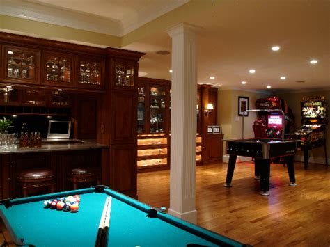 Game Room Decorating Ideas Pictures | design ideas for game and entertainment rooms