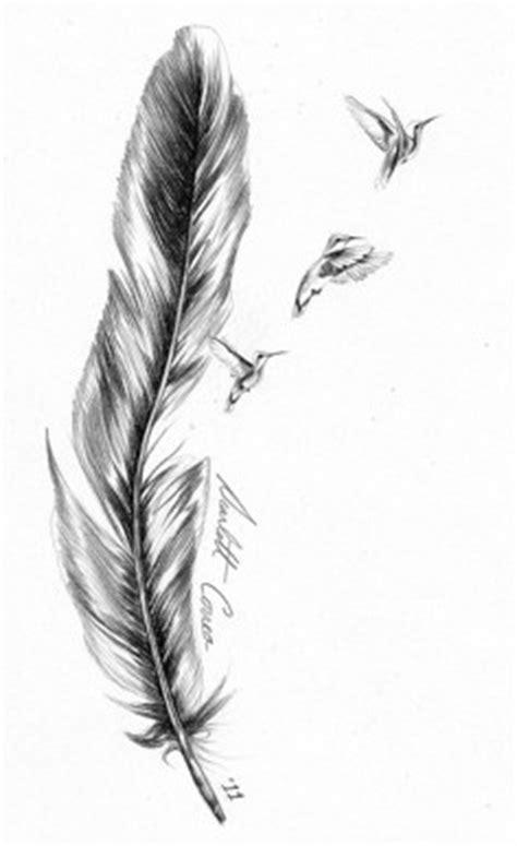 eagle feather tattoo symbolism tatoo pinterest eagle feather into humming birds teckna pinterest tatueringar