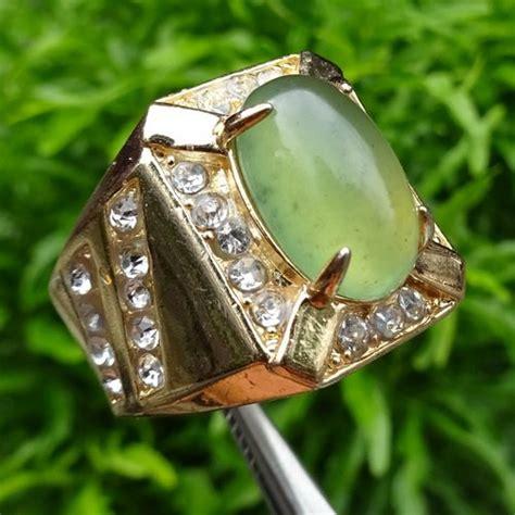 Cincin Batu Giok The Aceh jual beli cincin giok aceh murah baru jual beli batu