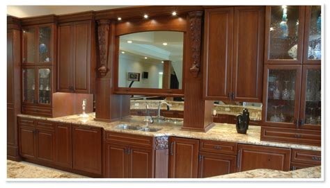 kitchen cabinets bar furniture modern kitchen design ideas with dark wood wet
