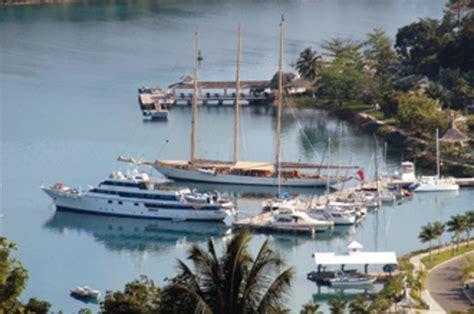 errol flynn marina jamaica power motoryacht