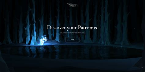 pottermore test how to find your patronus on pottermore