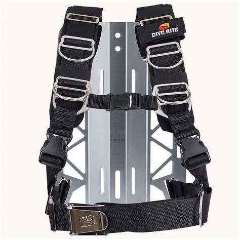 dive rite dive rite transplate harness harness systems scuba