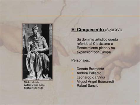 imagenes figurativas y sus autores el arte en el renacimiento