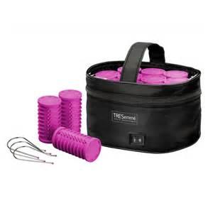 Tresemme 3039u volume rollers heated rollers ladies hair care