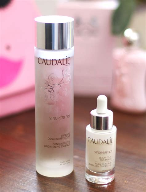 Serum Esene the summer of skin care caudalie vinoperfect essence and