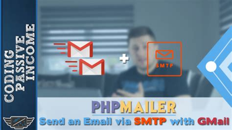 tutorial phpmailer codingpassiveincome phpmailer tutorial send an email