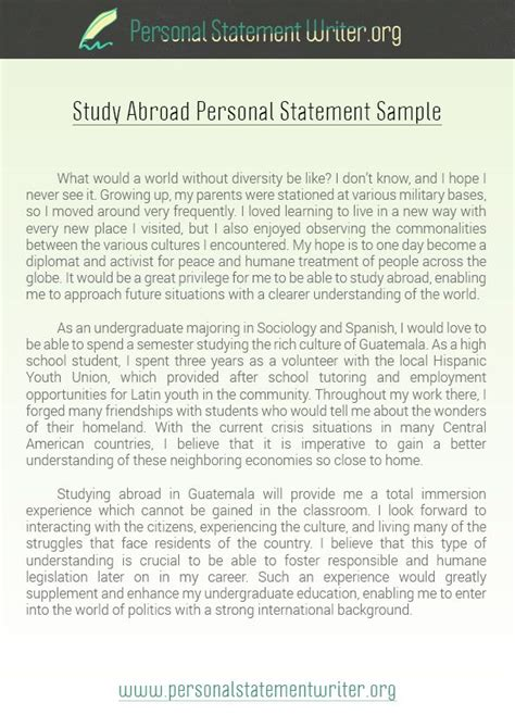 40 best images about personal statement on