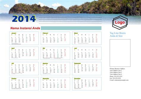 desain kalender gratis download kalender 2014 gratis dilengkapi hari hari libur