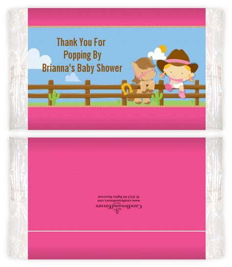 Baby Shower Popcorn Wrappers by Baby Shower Popcorn Wrappers Baby Shower