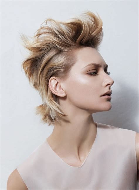Hairstyles For Party With Short Hair | women short hairstyles for party 2018