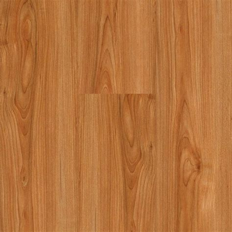 Laminate Flooring With Attached Underlayment 1 69 Sq Ft Includes 3mm Attached Underlayment 8mm Mount Cherry Laminate Home