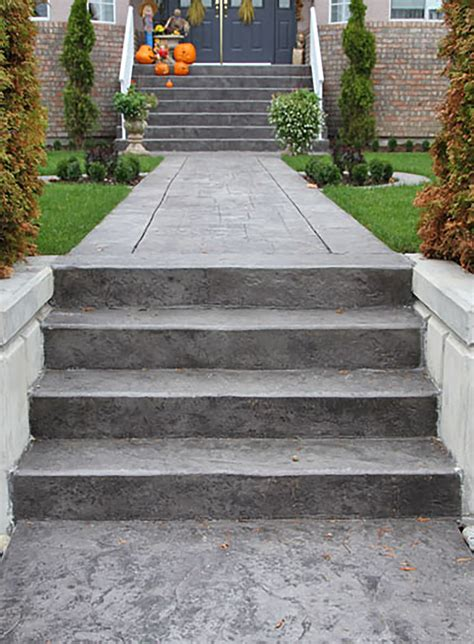 Cement Stairs sted concrete stairs avante residential projects concrete stairs sted