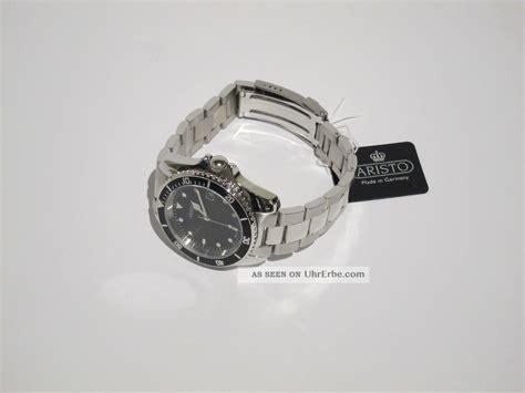 Rolex Stahlband Polieren by Aristo 4h108tuq Taucheruhr Edelstahl Poliert Stahlband