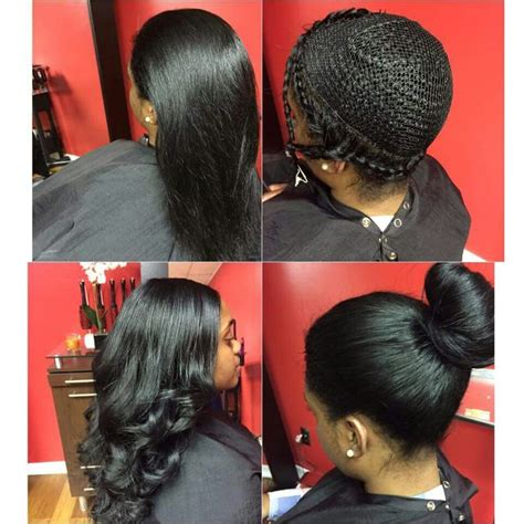 braid hairstyles for sew ins 54 best images about sewin foundation on pinterest lace