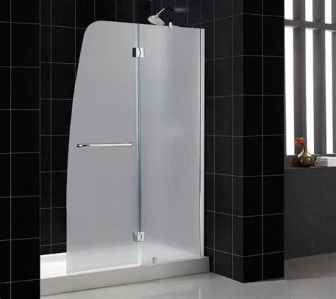 Modern Bathroom Glass Shower Doors Shower Door Ideas For Bathroom Frosted Glass Shower Door