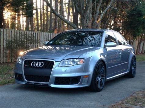 Audi Rs4 Supercharged For Sale by Find Used 2008 Audi Rs4 V8 In Glen Gardner New Jersey