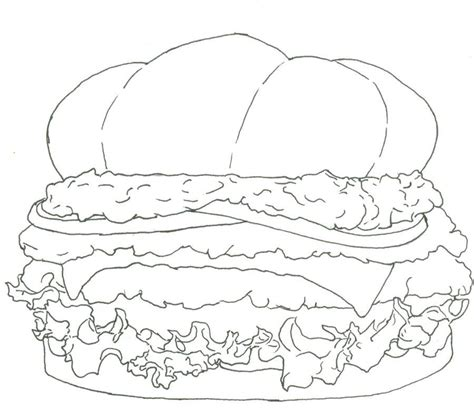 burger king coloring pages burger king pages coloring pages