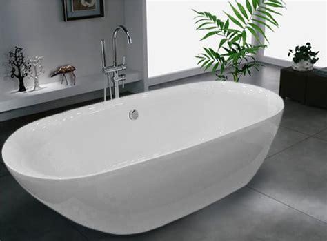 freihstehende badewanne freistehende badewanne acrylbadewanne freistehend