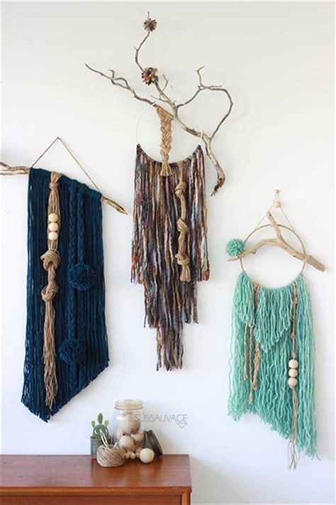 diy decorations hanging best 54 ideas about diy yarn wall diy to make
