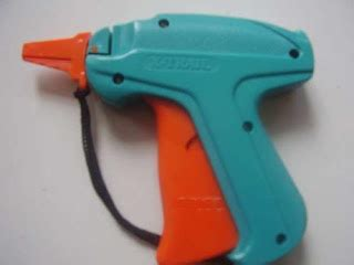 Tag Gun X Trail Alat Tembak Pemasang Label Bandrol Harga Hangtag jual tag gun tag pin dan loop pin lock pin alat alat