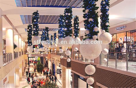 mall decorations ceiling hanging moon and ramadan mall decoration