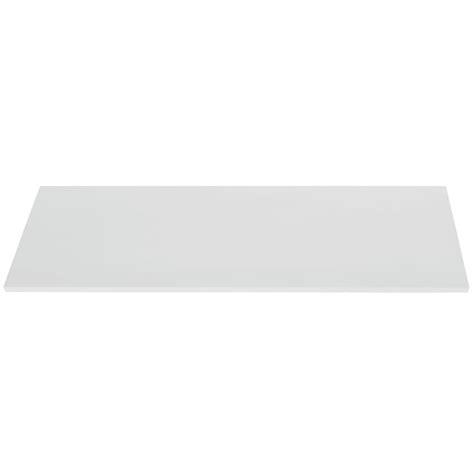 48 quot x 14 quot white melamine shelf