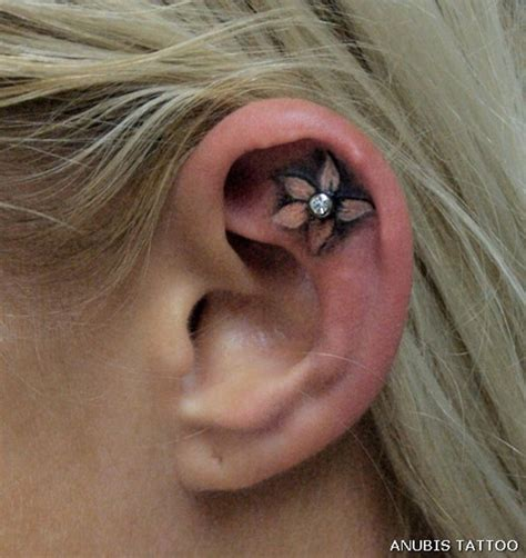 cat tattoo ear piercing prices ear tattoos pictures to pin on pinterest tattooskid