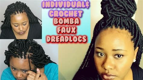 faux locs in south nj crochet bobbi boss bomba dreadlocks individual faux locs