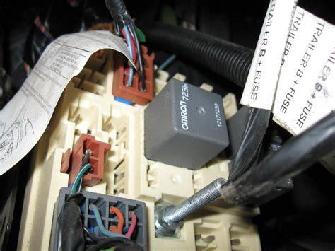 installing  tow brake    suburban chevrolet