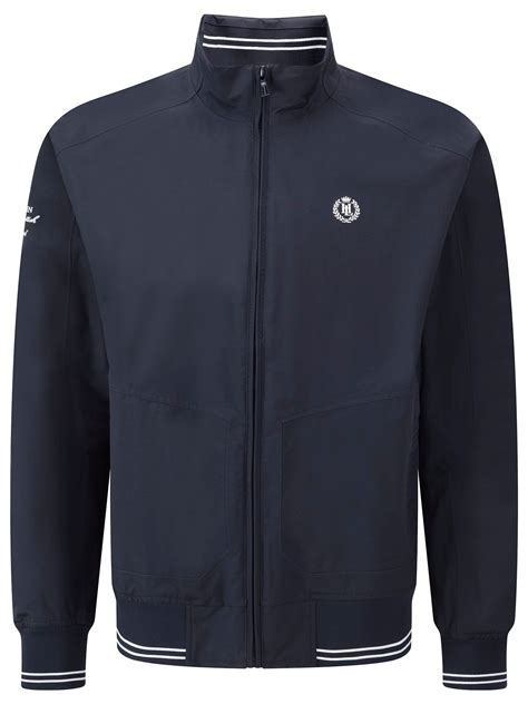 Jacket Boomber Waterproof 2 henri lloyd warford waterproof zip bomber jacket in