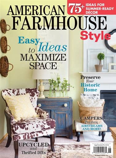 cottages and bungalows magazine american farmhouse style