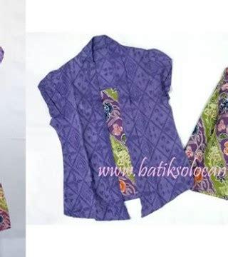 Dress Batik Set dress batik set kutubaru ungu baju kerja batik