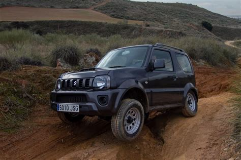 jeep suzuki 2017 prueba suzuki jimny 2017 autof 225 cil es