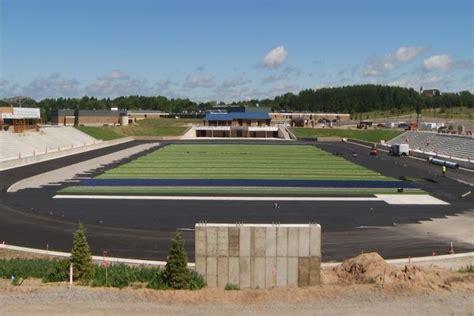 stadium cadillac petoskey preps for northmen stadium debut