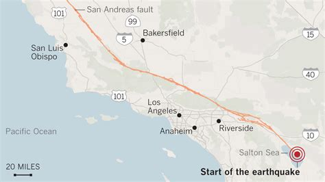 san andreas fault images signs of past california mega quakes show danger of the