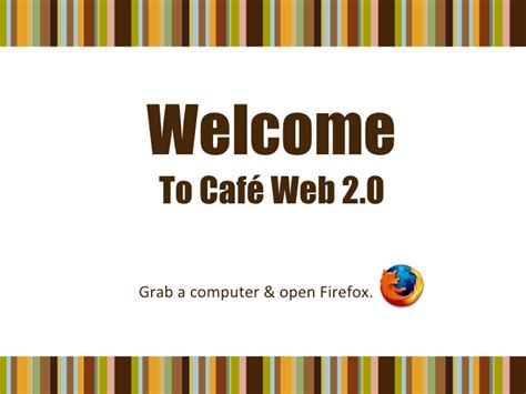 Welcome To Cafe welcome to cafe web 2