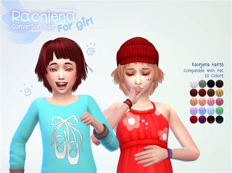 dropbox girls love4sims4 manueapinny kids time 3 raonjena