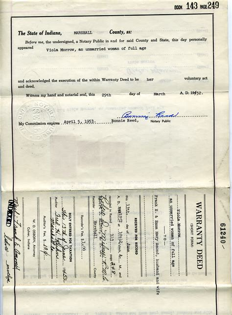 deed to house hotels houses properties of culver