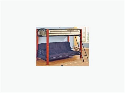 fold out bunk bed bunk bed with fold out futon comox courtenay comox