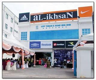 Harga Kasut Di Al Ikhsan billy info rahsia kejayaan pengasas kedai sukan al ikhsan
