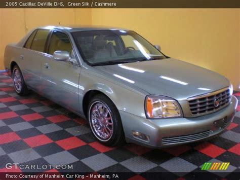 Cadillac Dhs 2005 by Green Silk 2005 Cadillac Dhs Interior