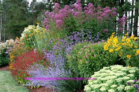 Flower Garden Plans Layout Flower Garden Planner Expert Perennial Garden Design